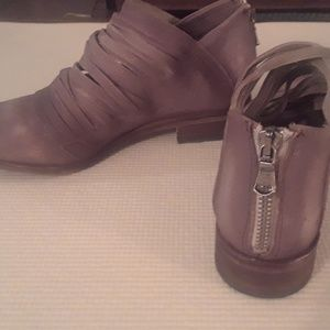 Lucky Brand Ankle Boots.